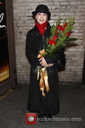 Bebe Neuwirth - Bebe Neuwirth returns to the Broadway musical Chicago at the Ambassador Theatre - Departures - New York,...