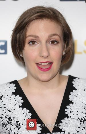 Lena Dunham - Girls - UK premiere