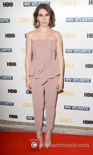 Zosia Mamet - The U.K. premiere of 'Girls' held at Cineworld Cinemas - Arrivals - London, United Kingdom - Wednesday...