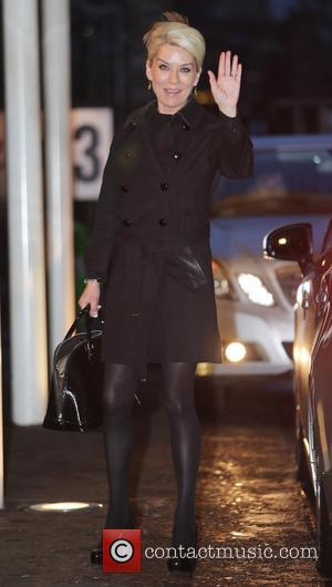 Zoe Lucker - Zoe Lucker outside the itv studios - London, United Kingdom - Wednesday 15th January 2014