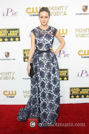 Brie Larson - The 19th Annual Critics' Choice Awards at The Barker Hangar - Santa Monica, California, United States -...