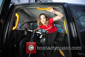 Victoria Pendleton - Victoria Pendleton joins forces with Fitness First as they get set to turn Blue Monday red to...