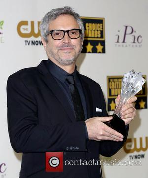 Alfonso Cuaron - Celebrities attend the 19th Critics' Choice Movie Awards Ceremony LIVE on The CW Network at The Barker...