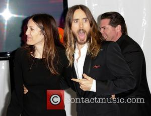 Jared Leto - Celebrities attend the 19th Critics' Choice Movie Awards Ceremony LIVE on The CW Network at The Barker...