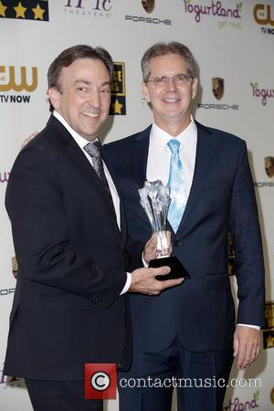 Peter Del Vecho and Chris Buck