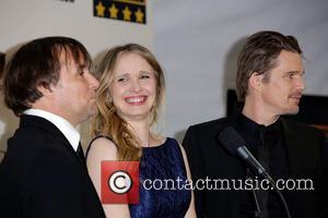 Richard Linklater, Julie Delpy and Ethan Hawke