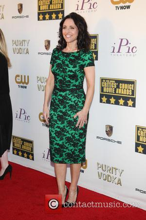 Julia Louis-Dreyfus - The 19th Annual Critics' Choice Awards at The Barker Hangar - Santa Monica, California, United States -...