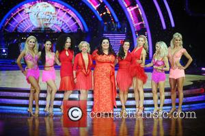 Abbey Clancy, Susanna Reid, Natalie Gumede and Lisa Riley