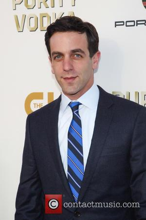 B.J. Novak - The 19th Annual Critics' Choice Awards at The Barker Hangar - Santa Monica, California, United States -...