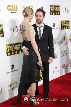 Leslie Bibb and Sam Rockwell - Celebrities attend the 19th Critics' Choice Movie Awards Ceremony LIVE on The CW Network...