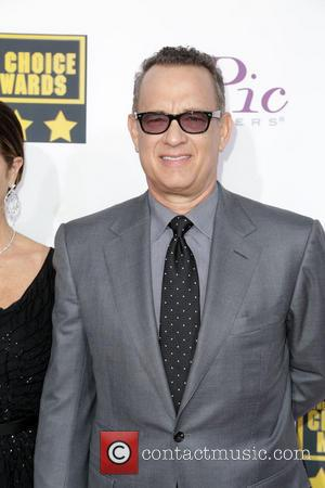 Tom Hanks - Celebrities attend the 19th Critics' Choice Movie Awards Ceremony LIVE on The CW Network at The Barker...