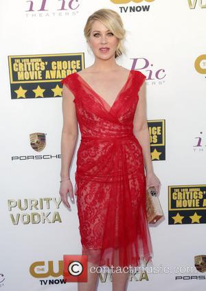 Christina Applegate - Celebrities attend the 19th Critics' Choice Movie Awards Ceremony LIVE on The CW Network at The Barker...
