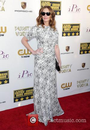 Julia Roberts - Celebrities attend the 19th Critics' Choice Movie Awards Ceremony LIVE on The CW Network at The Barker...
