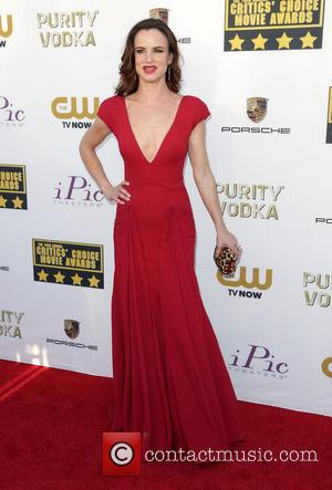 Juliette Lewis - Celebrities attend the 19th Critics' Choice Movie Awards Ceremony LIVE on The CW Network at The Barker...