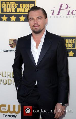 Leonardo DiCaprio - The 19th Annual Critics' Choice Awards at The Barker Hangar - Arrivals - Los Angeles, California, United...
