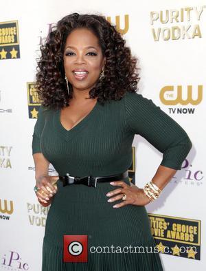 Oprah Winfrey - The 19th Annual Critics' Choice Awards at The Barker Hangar - Arrivals - Los Angeles, California, United...