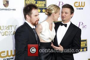 Sam Rockwell, Leslie Bibb and Jeremy Renner