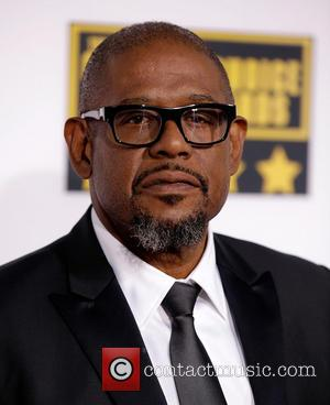 Forest Whitaker - The 19th Annual Critics' Choice Awards at The Barker Hangar - Arrivals - Los Angeles, California, United...