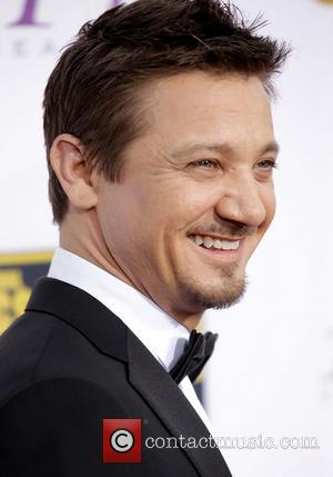 Jeremy Renner - The 19th Annual Critics' Choice Awards at The Barker Hangar - Arrivals - Los Angeles, California, United...