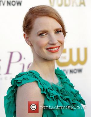 Jessica Chastain To Play Marilyn Monroe In Blonde - Report
