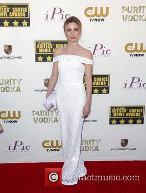 Annabelle Wallis - The 19th Annual Critics' Choice Awards at The Barker Hangar - Arrivals - Los Angeles, California, United...