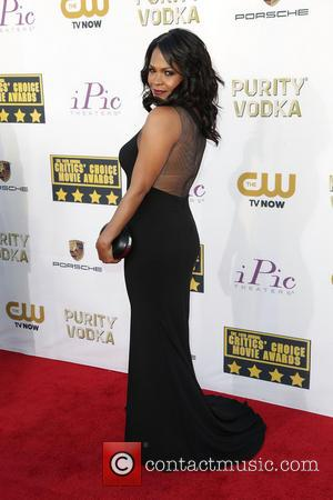 Nia Long - The 19th Annual Critics' Choice Awards at The Barker Hangar - Arrivals - Los Angeles, California, United...