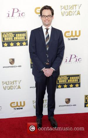 Bill Hader - Celebrities attend the 19th Critics' Choice Movie Awards Ceremony LIVE on The CW Network at The Barker...