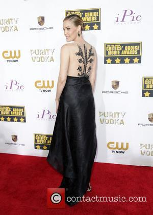 Leslie Bibb - Celebrities attend the 19th Critics' Choice Movie Awards Ceremony LIVE on The CW Network at The Barker...