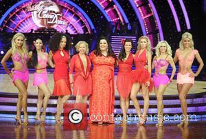 Natalie Gumede, Susanna Reid, Abbey Clancy, Iveta Lukosiute, Kristina Rihanoff, Deborah Meaden, Karen Hauer and Lisa Riley