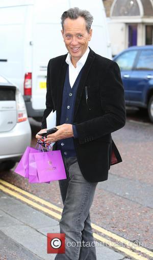 Richard E Grant - Richard E Grant outside the ITV Studios - London, United Kingdom - Friday 17th January 2014