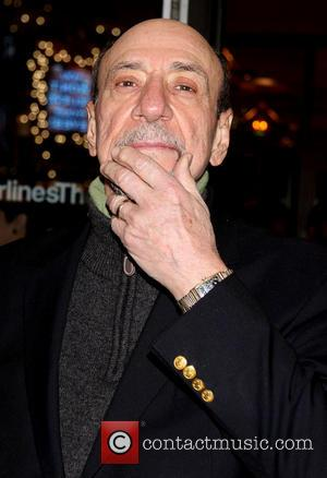 F. Murray Abraham - Opening night of Broadway's Machinal at the American Airlines Theatre - Arrivals. - New York, New...