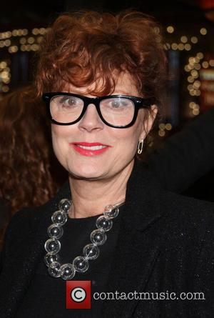 Susan Sarandon - Opening night of Broadway's Machinal at the American Airlines Theatre - Arrivals. - New York, New York,...