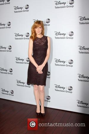 Kelly Reilly - LOS ANGELES - JAN 17:  Kelly Reilly at the Disney-ABC Television Group 2014 Winter Press Tour...