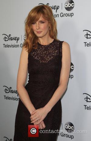 Kelly Reilly - ABC/Disney TCA Winter Press Tour party at The Langham Huntington Hotel - Arrivals - Pasadena, California, United...