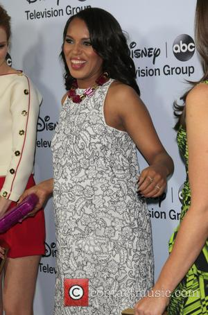 Kerry Washington - ABC/Disney TCA Winter Press Tour party at The Langham Huntington Hotel - Arrivals - Pasadena, California, United...