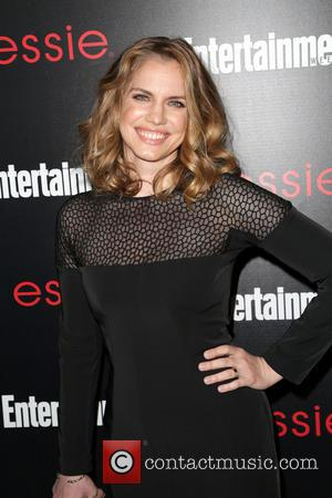 Anna Chlumsky - Entertainment Weekly Screen Actors Guild Party at Chateau Marmont - Arrivals - Los Angeles, California, United States...