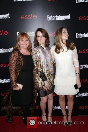 Lesley Nicol, Sophie Mcshera and Cara Theobold
