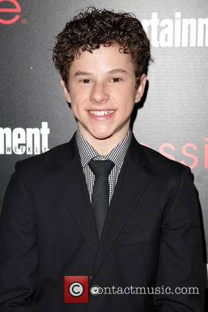 Nolan Gould - Entertainment Weekly Screen Actors Guild Party at Chateau Marmont - Arrivals - Los Angeles, California, United States...
