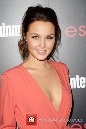 Camilla Luddington - Entertainment Weekly Screen Actors Guild Party at Chateau Marmont - Arrivals - Los Angeles, California, United States...