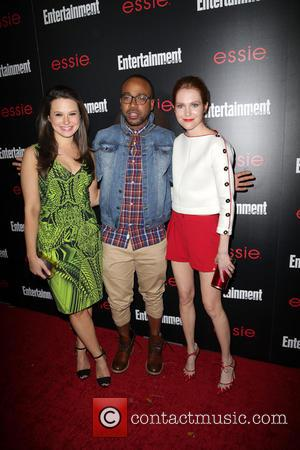 Katie Lowes, Columbus Short and Darby Stanchfield