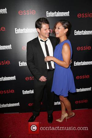 Nick Lachey and Vanessa Lachey - Entertainment Weekly Screen Actors Guild Party at Chateau Marmont - Arrivals - Los Angeles,...