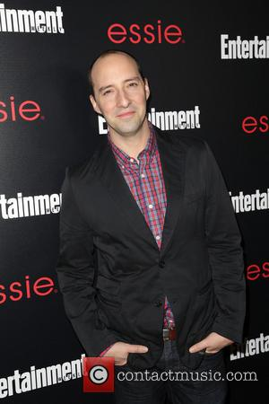 Tony Hale - Entertainment Weekly Screen Actors Guild Party at Chateau Marmont - Arrivals - Los Angeles, California, United States...