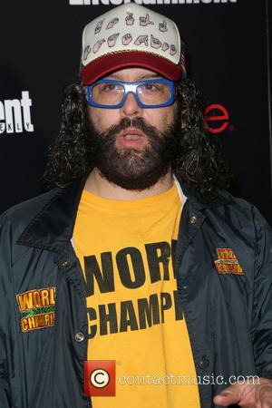 Judah Friedlander - Entertainment Weekly Screen Actors Guild Party at Chateau Marmont - Arrivals - Los Angeles, California, United States...