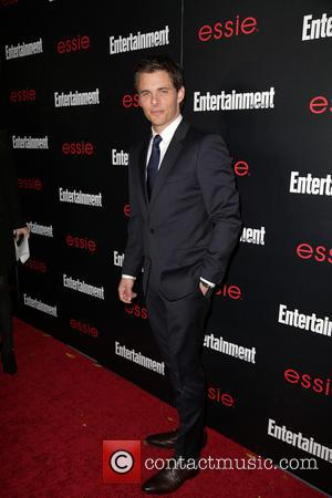 James Marsden - Entertainment Weekly Screen Actors Guild Party at Chateau Marmont - Arrivals - Los Angeles, California, United States...