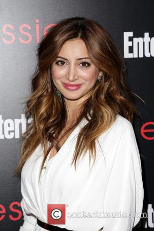 Noureen DeWulf - Entertainment Weekly Screen Actors Guild Party at Chateau Marmont - Arrivals - Los Angeles, California, United States...