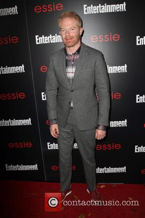 Jesse Tyler Ferguson - Entertainment Weekly Screen Actors Guild Party at Chateau Marmont - Arrivals - Los Angeles, California, United...
