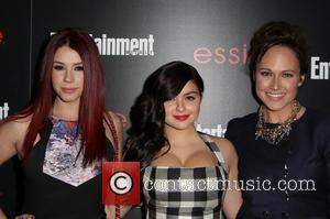 Jillian Rose, Ariel Winter and Nikki Deloach