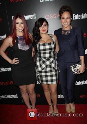 Ariel Winter, Jillian Rose and Nikki Deloach
