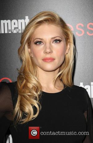 Katheryn Winnick - Entertainment Weekly Screen Actors Guild Party at Chateau Marmont - Arrivals - Los Angeles, California, United States...