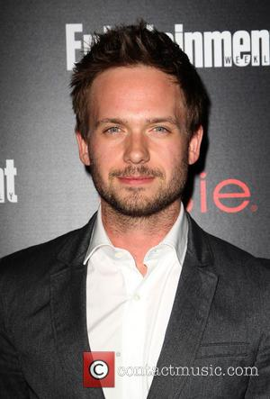 Patrick J. Adams - Entertainment Weekly Screen Actors Guild Party at Chateau Marmont - Arrivals - Los Angeles, California, United...